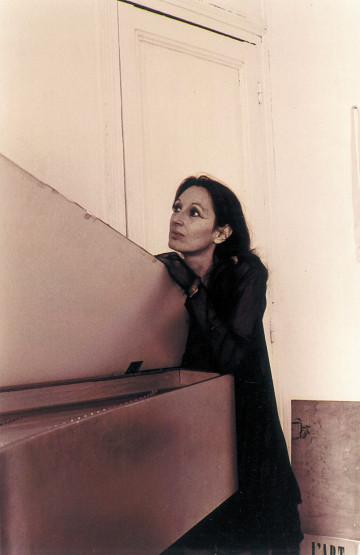 Vivienne Spiteri [Photo: Hélène Vitali]