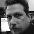 Nikos Stavropoulos [Photo: Manolis Moraitis, Leeds (England, UK), February 14, 2019]