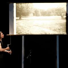 Annie St-Jean / Concert, Chapelle historique du Bon-Pasteur, Montréal (Québec) [Photograph: Céline Côté, Montréal (Québec), June 3, 2021]