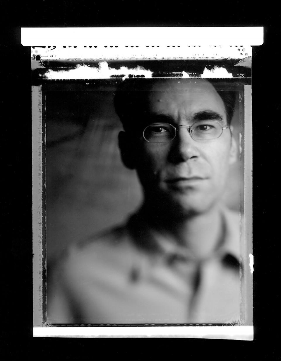 Alain Thibault [Photo: Brigitte Henry, 1999]
