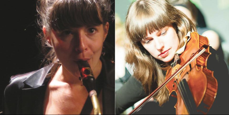 Photomontage: Ida Toninato; Jennifer Thiessen [Photo: Aaron Siverston, 2012]
