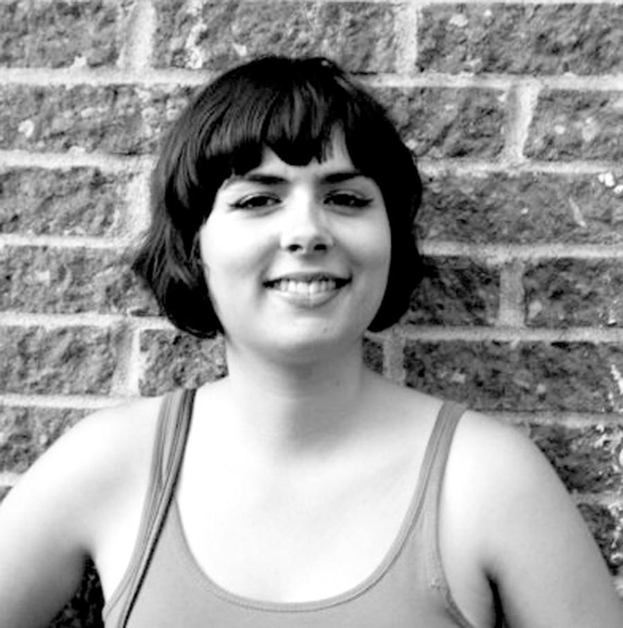 Alice Tougas St-Jak [Photograph: Jade Robinson, August 23, 2009]