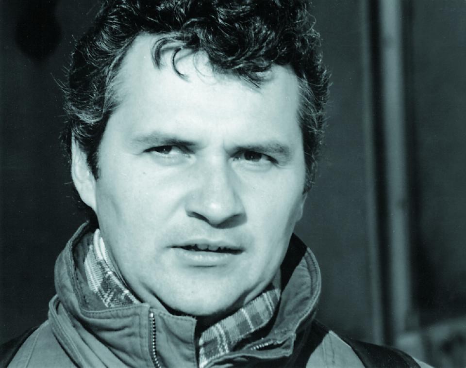 Jacques Tremblay [Photo: Pablo Bonacina]