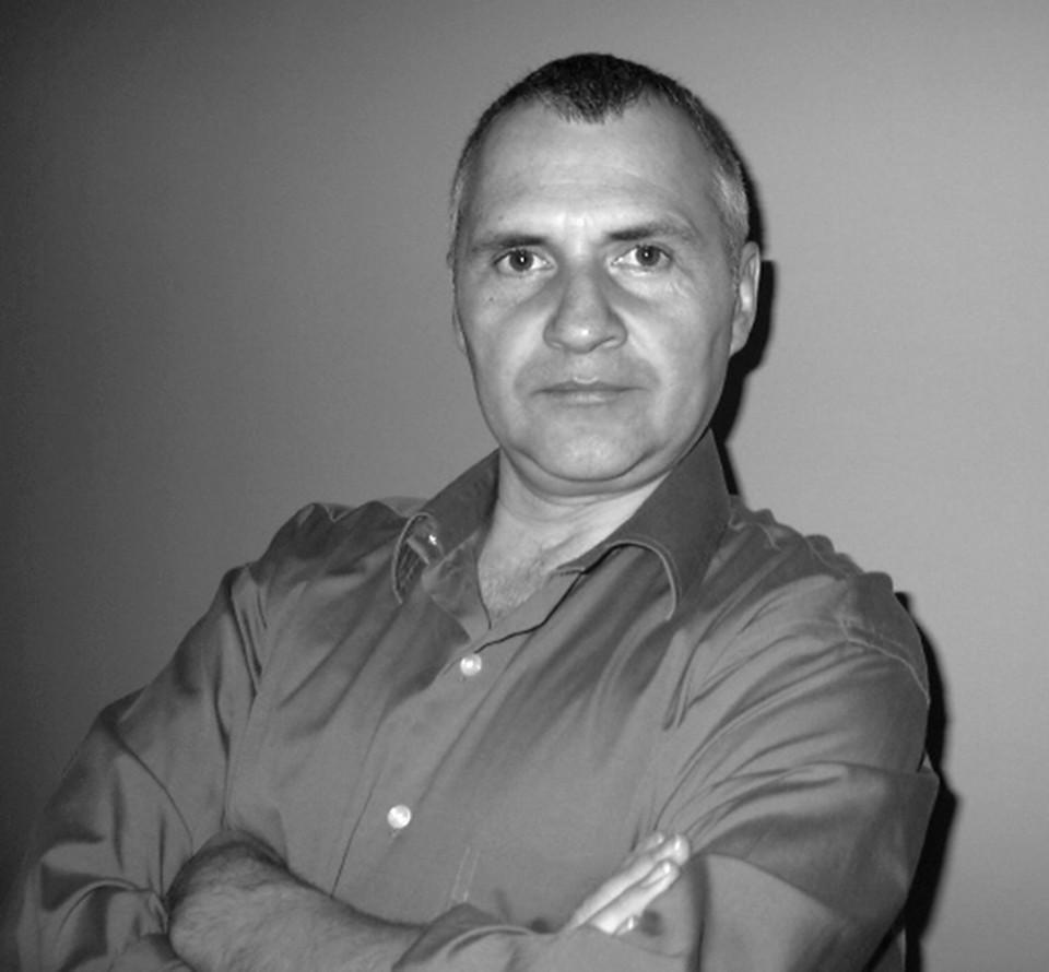 Jacques Tremblay [Photograph: Marie-Weslaine Bazile, October 10, 2008]