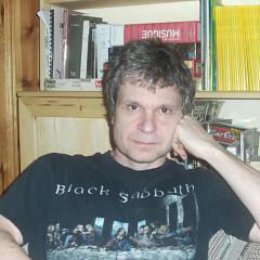Marc Tremblay [Photo: Marie Tremblay, Matane (Québec), March 31, 2009]