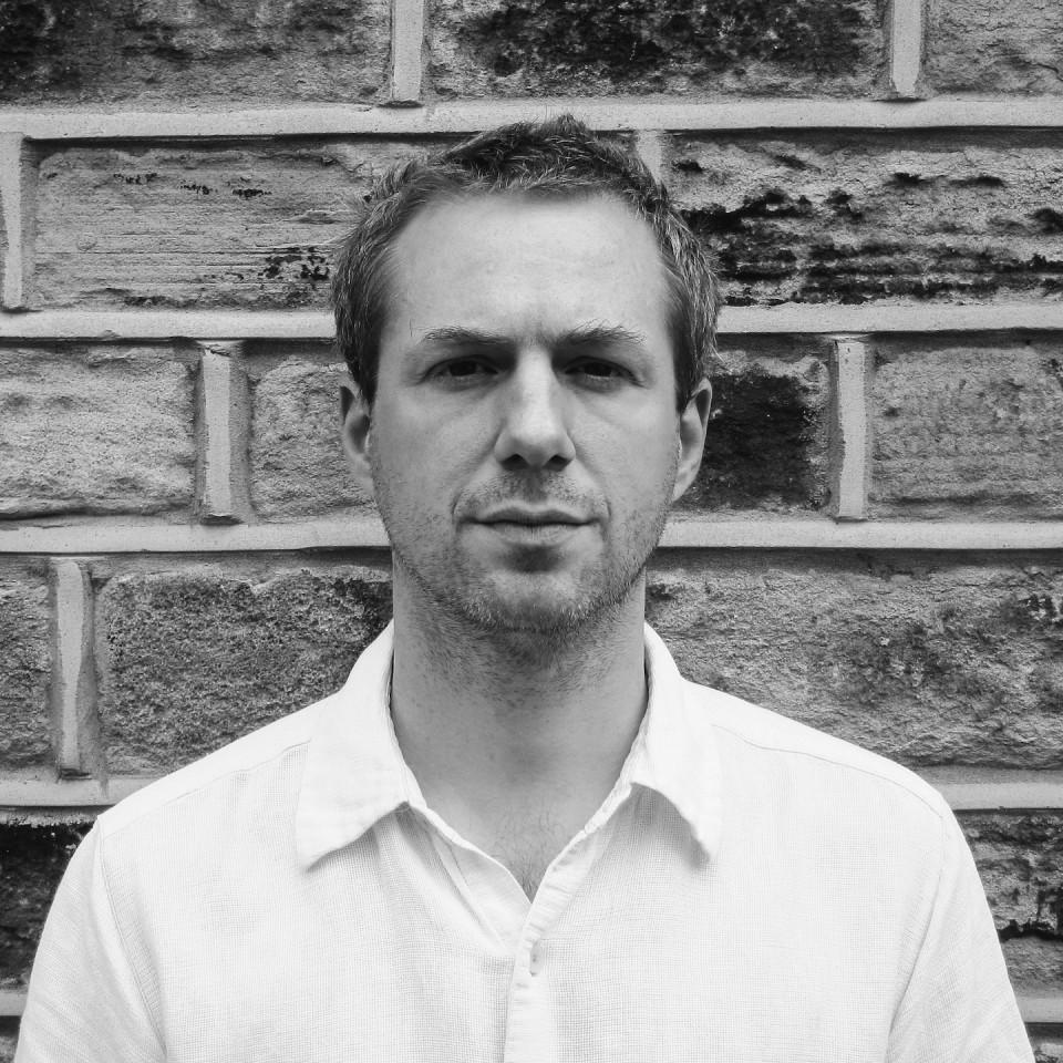 Pierre Alexandre Tremblay [Photo: Claudine Levasseur, Huddersfield (England, UK), August 3, 2013]