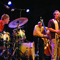 Trio Derome Guilbeault Tanguay, Jean Derome, Normand Guilbeault, Pierre Tanguay [Photograph: Pierre Crépô, Montréal (Québec), June 29, 2006]