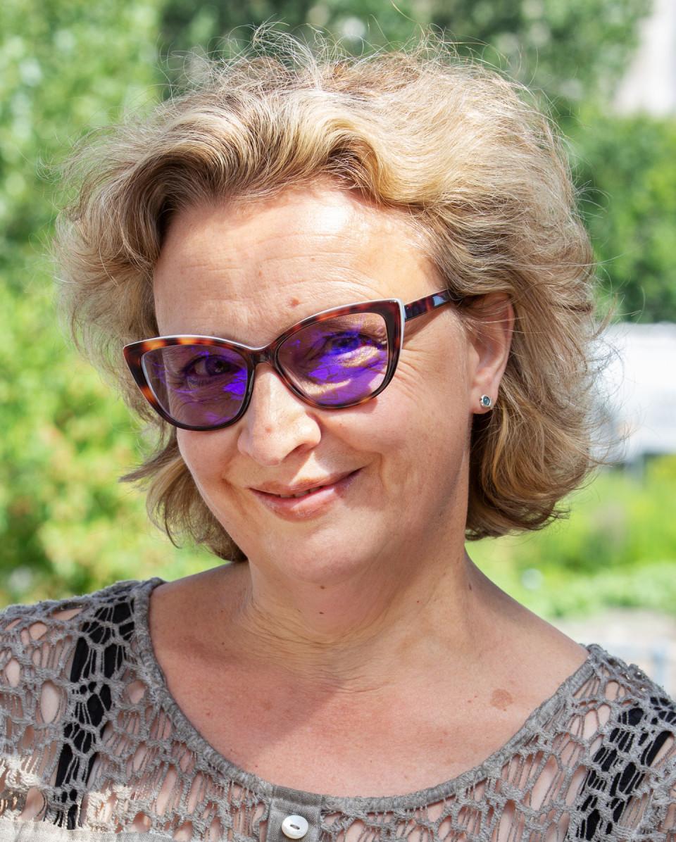 Roxanne Turcotte [Photo: Martine Doyon, Montréal (Québec), August 2019]