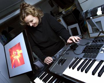Roxanne Turcotte [Photo: Martine Doyon, Montréal (Québec), November 25, 2008]