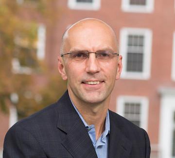 Hans Tutschku [Photo: Tony Rinaldo, Cambridge (Massachusetts, USA), September 10, 2013]