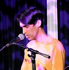 Gabriel Dharmoo [Photograph: Céline Côté, Montréal (Québec), January 20, 2021]