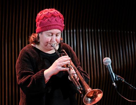 Géraldine Eguiluz / 4: Scott Thomson revisite Joane Hétu (2008) [Photo: Céline Côté, Montréal (Québec), 20 janvier 2021]