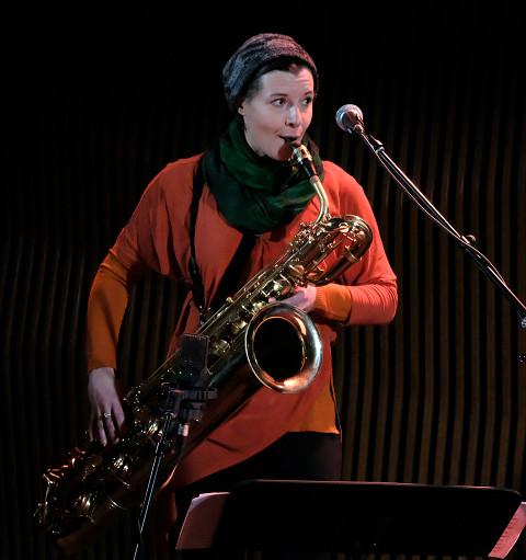 Ida Toninato / 4: Scott Thomson revisite Joane Hétu (2008) [Photo: Céline Côté, Montréal (Québec), 20 janvier 2021]