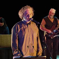 Daniel Áñez, David Cronkite, Nicolas Caloia [Photograph: Céline Côté, Montréal (Québec), February 8, 2021]