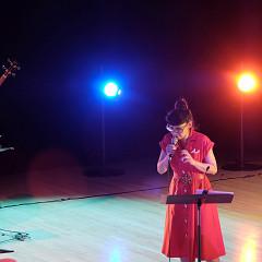 Nicolas Caloia, Maya Kuroki, Jennifer Thiessen [Photograph: Céline Côté, Montréal (Québec), February 8, 2021]