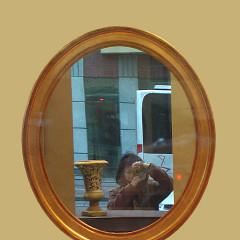 Inés Wickmann [Photo: Inés Wickmann, Brussels (Belgium), 2009]