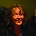 Karen Young [Photograph: Daniel Dufour, Montréal (Québec), May 30, 2008]